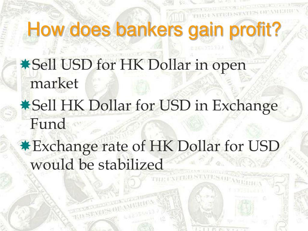 How does bankers gain profit?