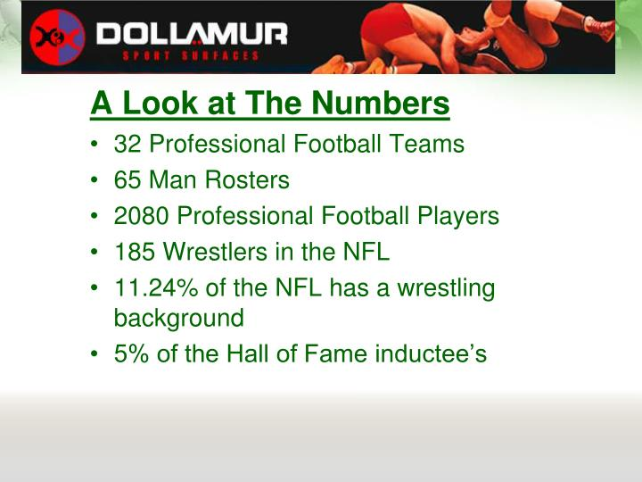 A Look at The Numbers