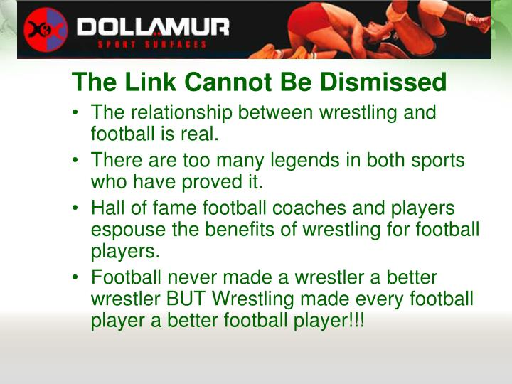 The Link Cannot Be Dismissed