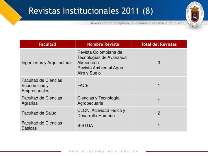 Revistas Institucionales 2011 (8)