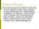 balance of payments7