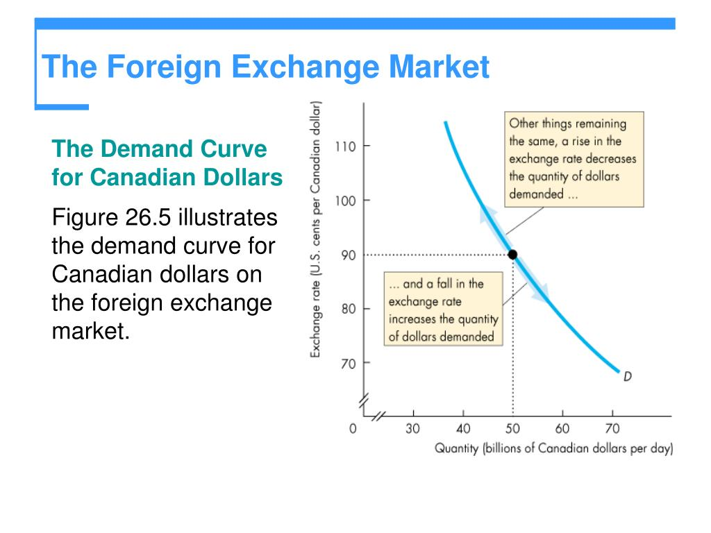 The Foreign Exchange Market