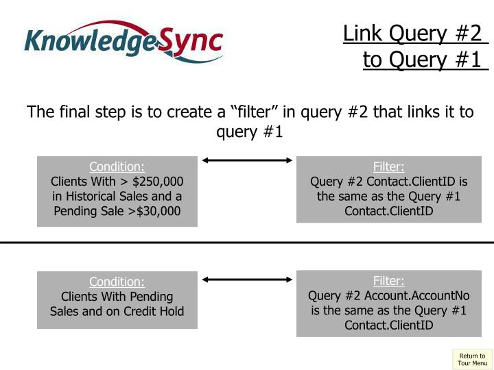 Link Query #2