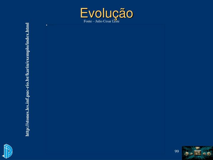 Evolução