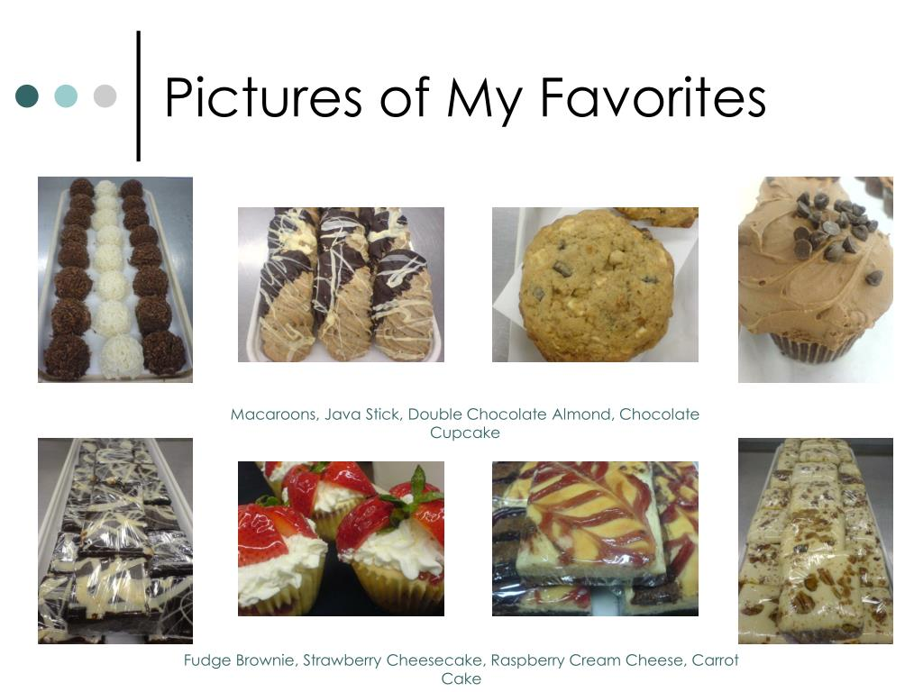 Pictures of My Favorites