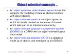 object oriented concepts4