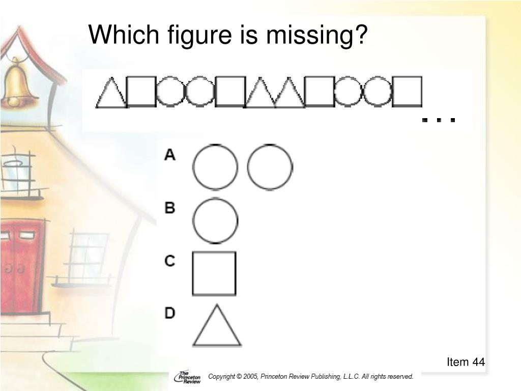 Which figure is missing?