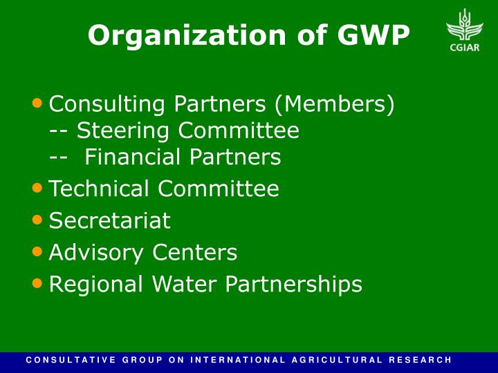 Consulting Partners (Members)