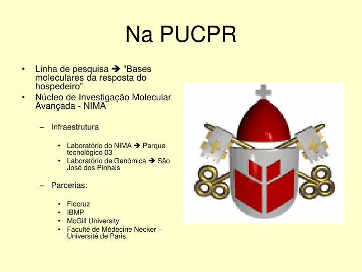 Na PUCPR