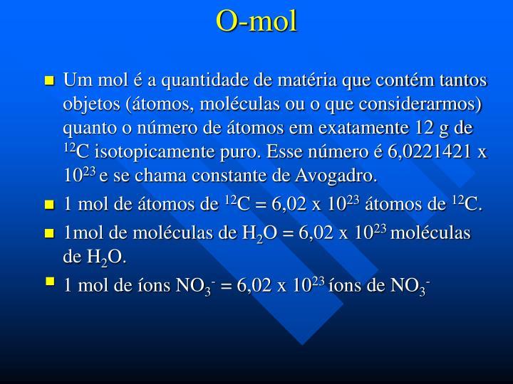 O-mol