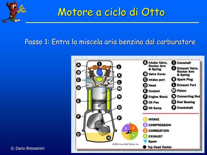 Motore a ciclo di Otto
