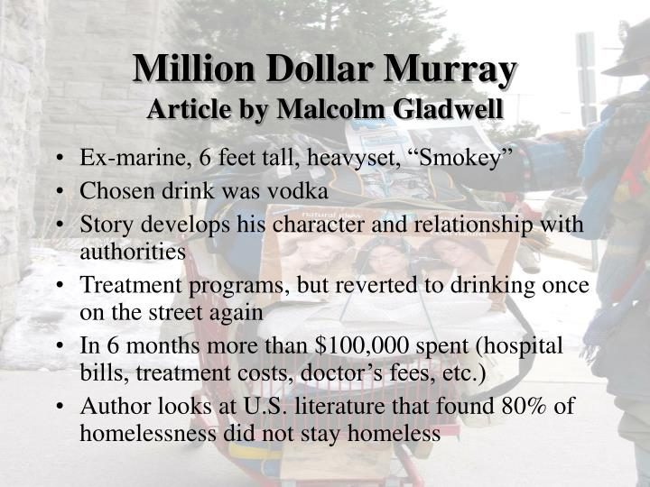 Million Dollar Murray