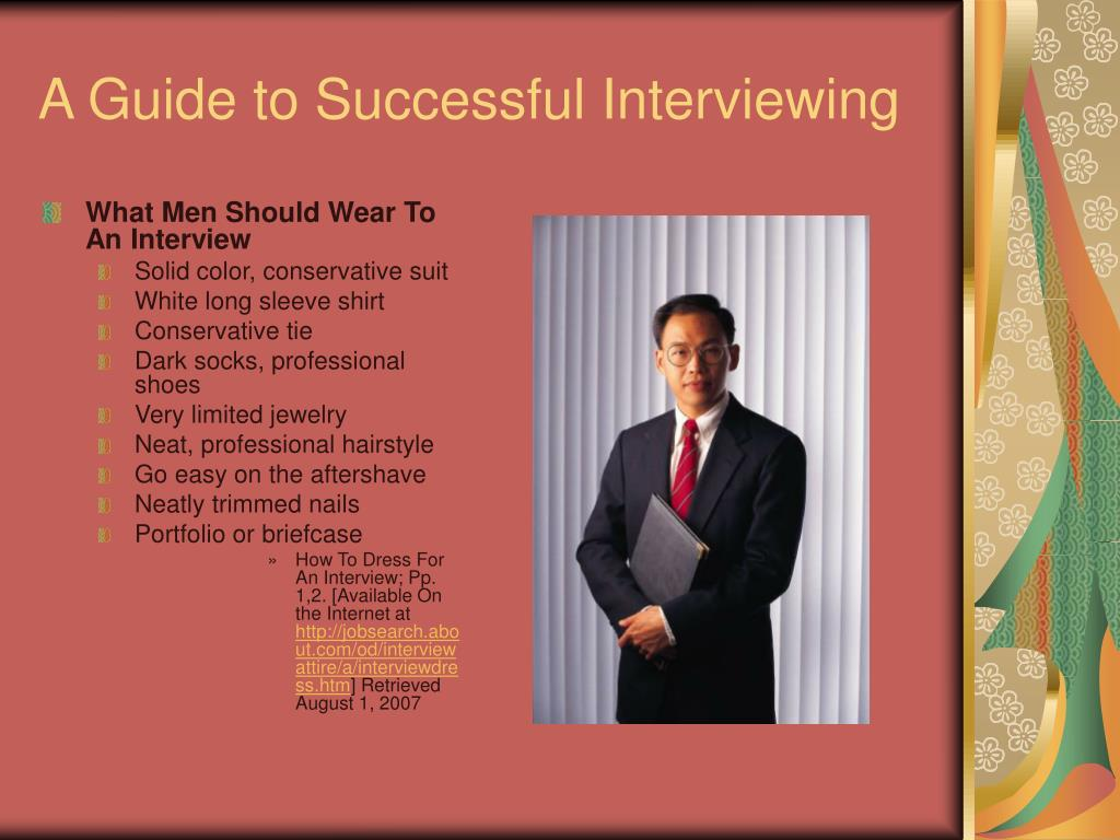 A Guide to Successful Interviewing