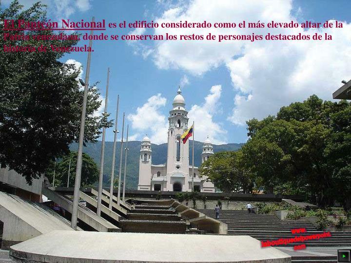 El Panteón Nacional