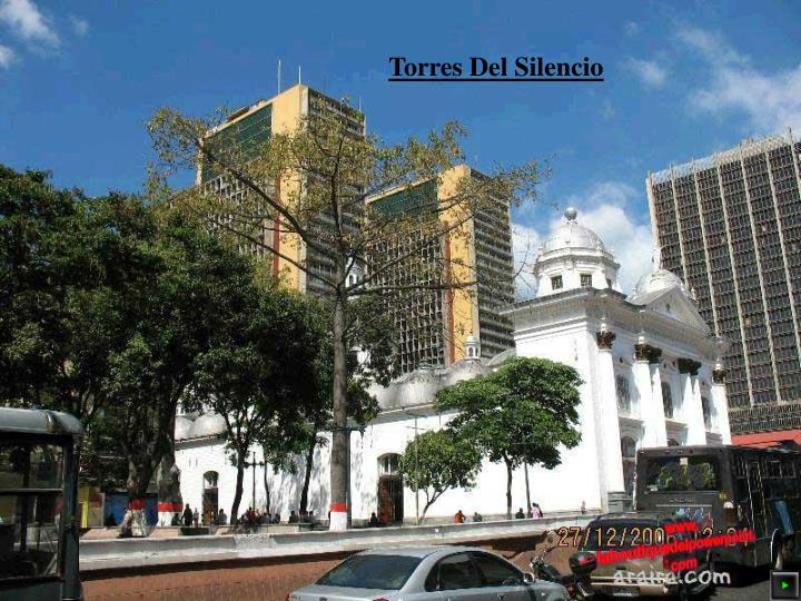 Torres Del Silencio