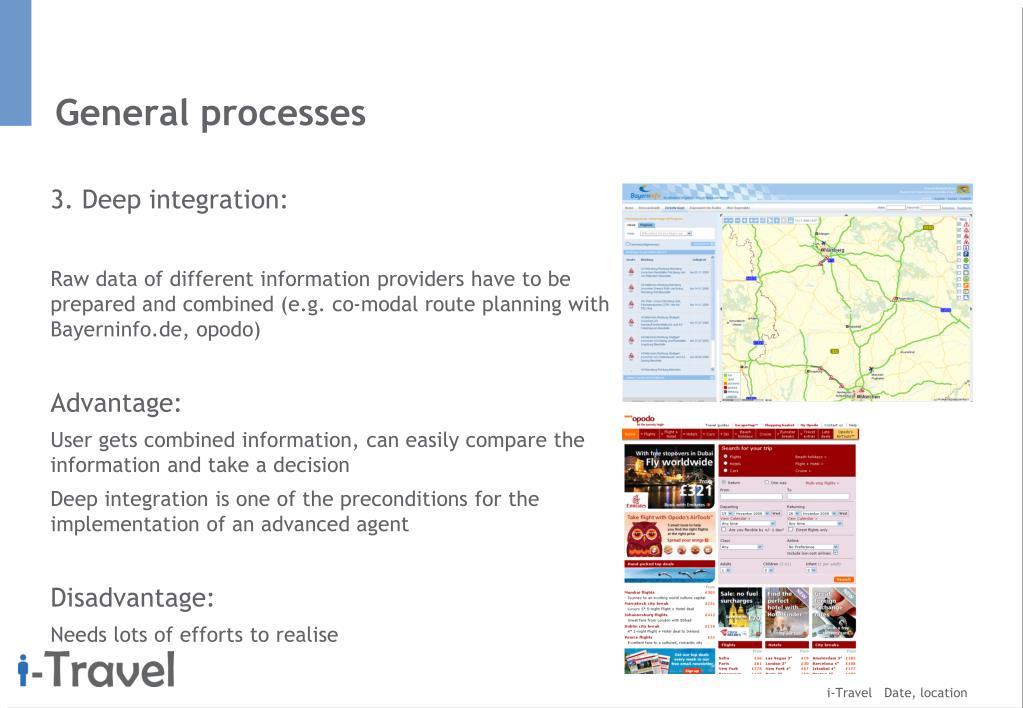 General processes