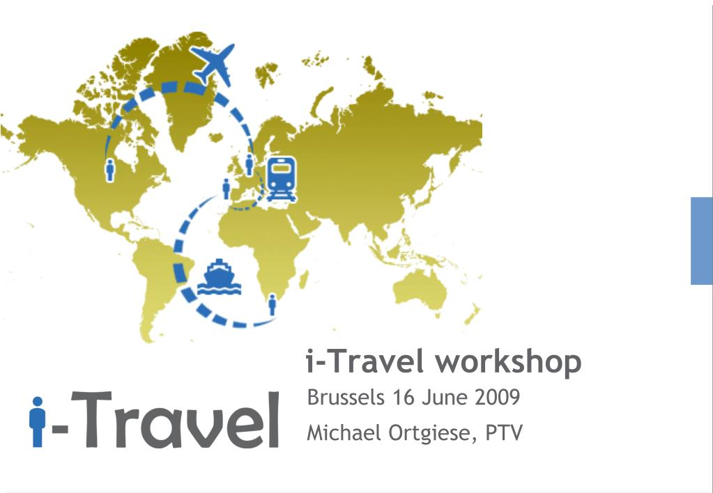 i-Travel workshop