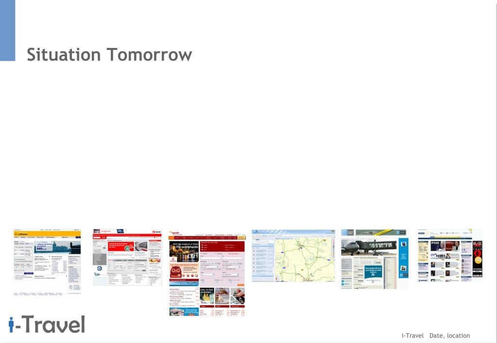 Situation Tomorrow