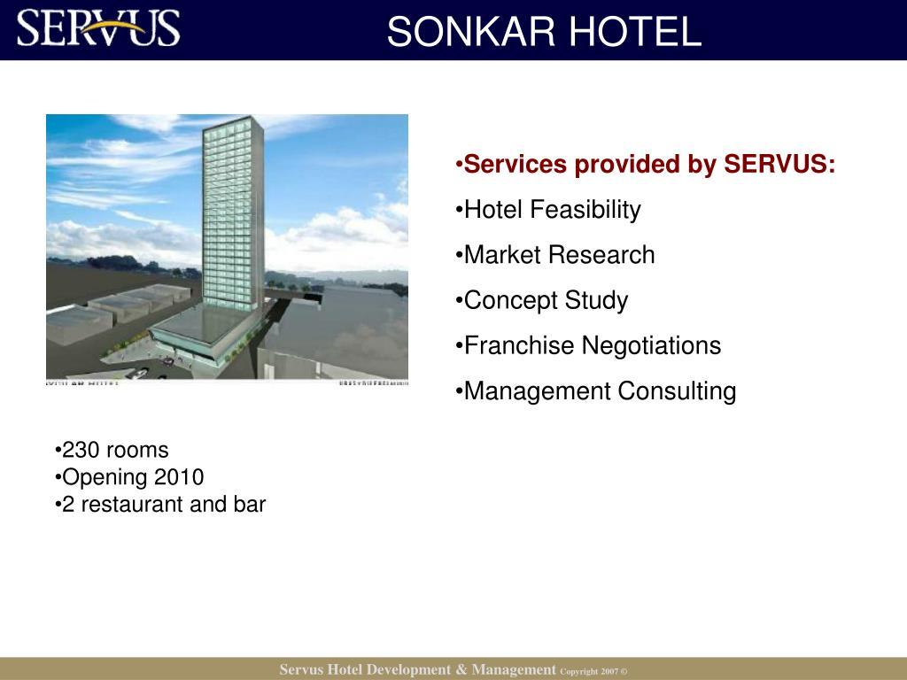 SONKAR HOTEL