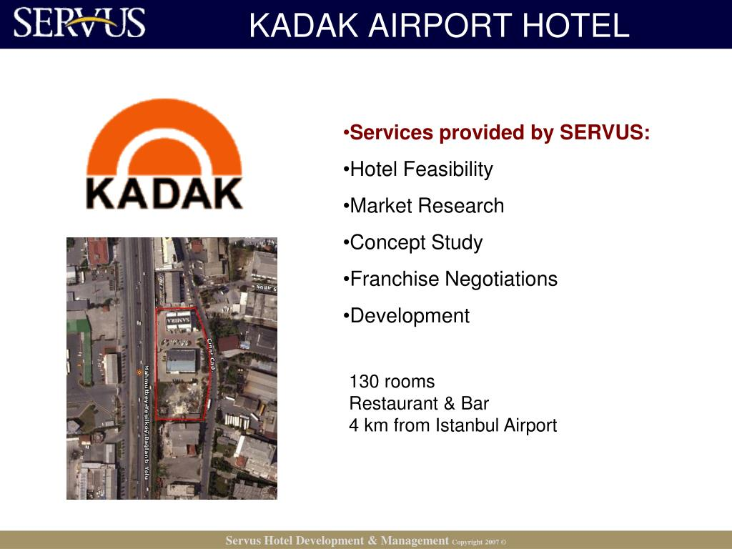 KADAK AIRPORT HOTEL