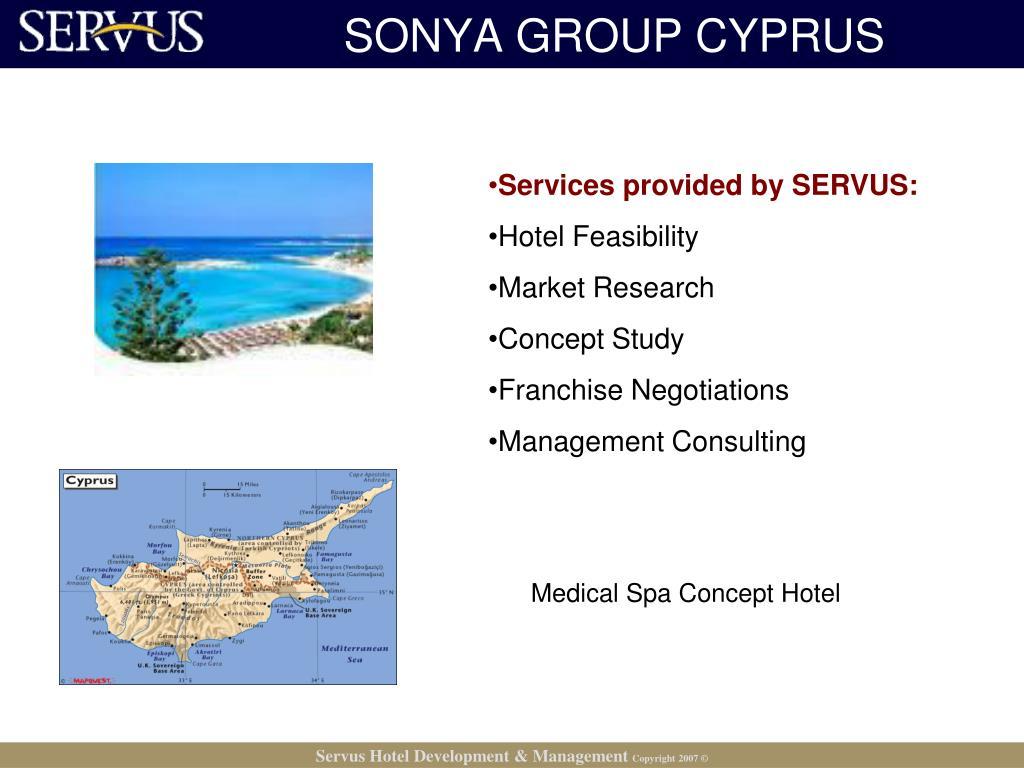 SONYA GROUP CYPRUS