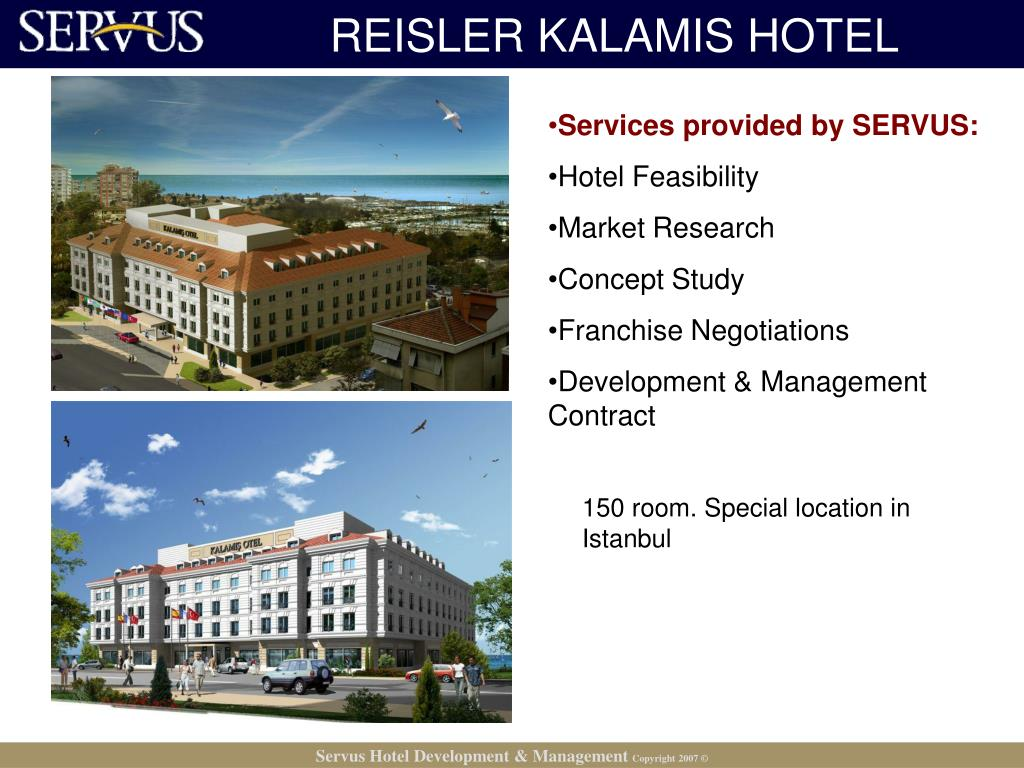 REISLER KALAMIS HOTEL