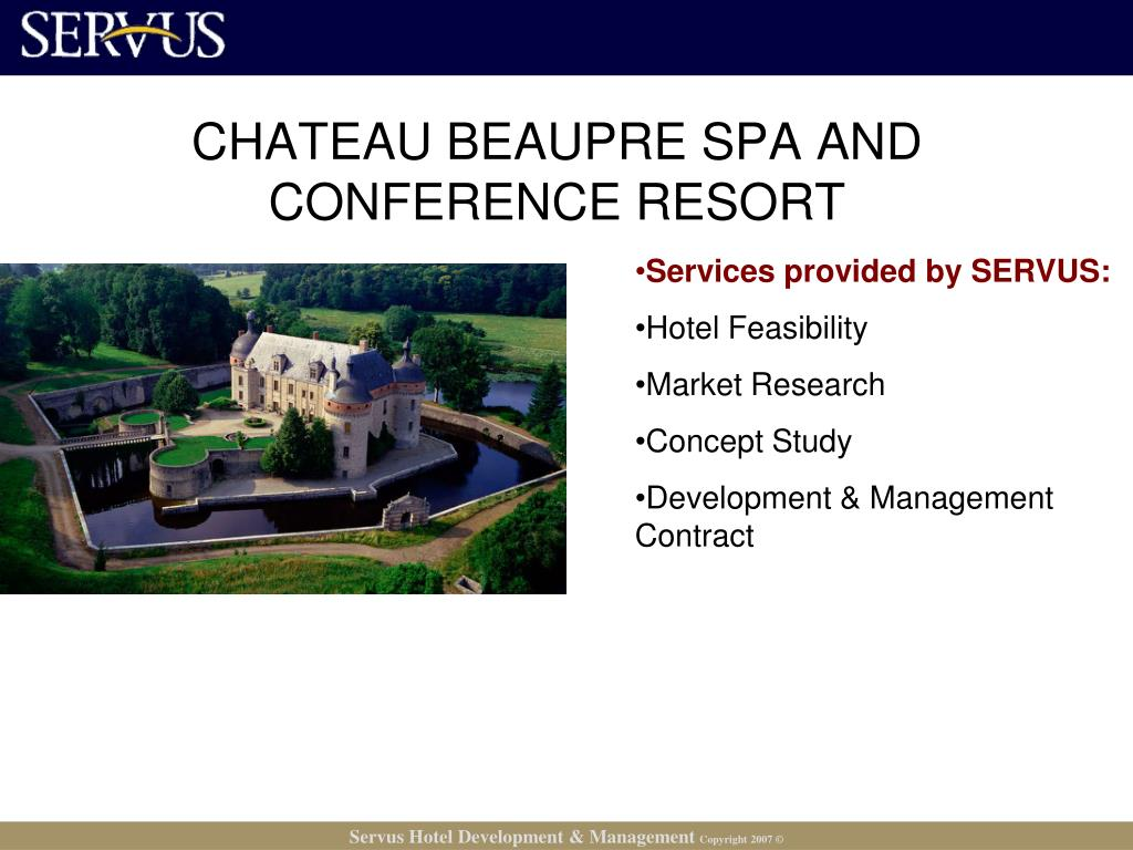 CHATEAU BEAUPRE SPA AND CONFERENCE RESORT