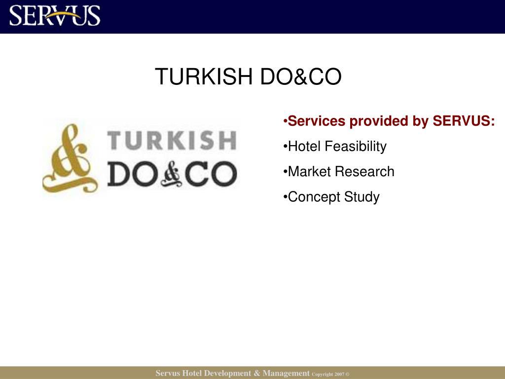 TURKISH DO&CO