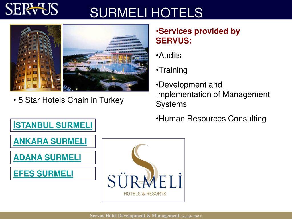 SURMELI HOTELS