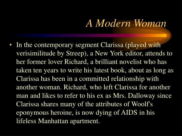 A Modern Woman