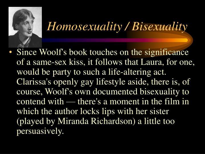 Homosexuality / Bisexuality