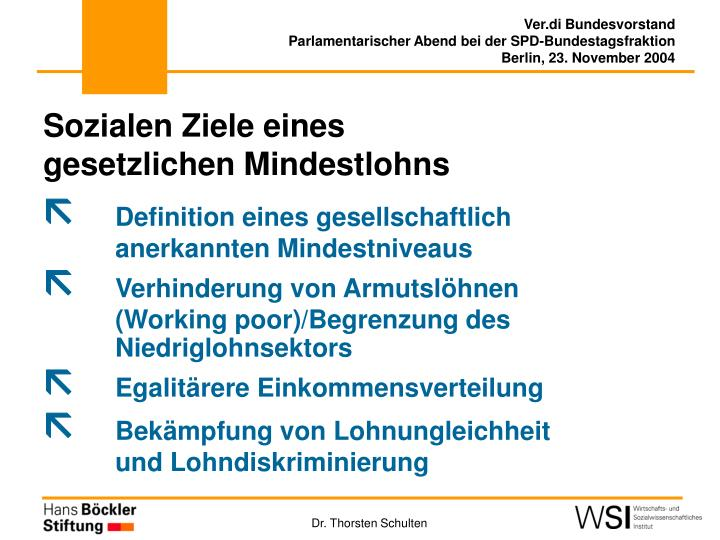 Ver.di Bundesvorstand