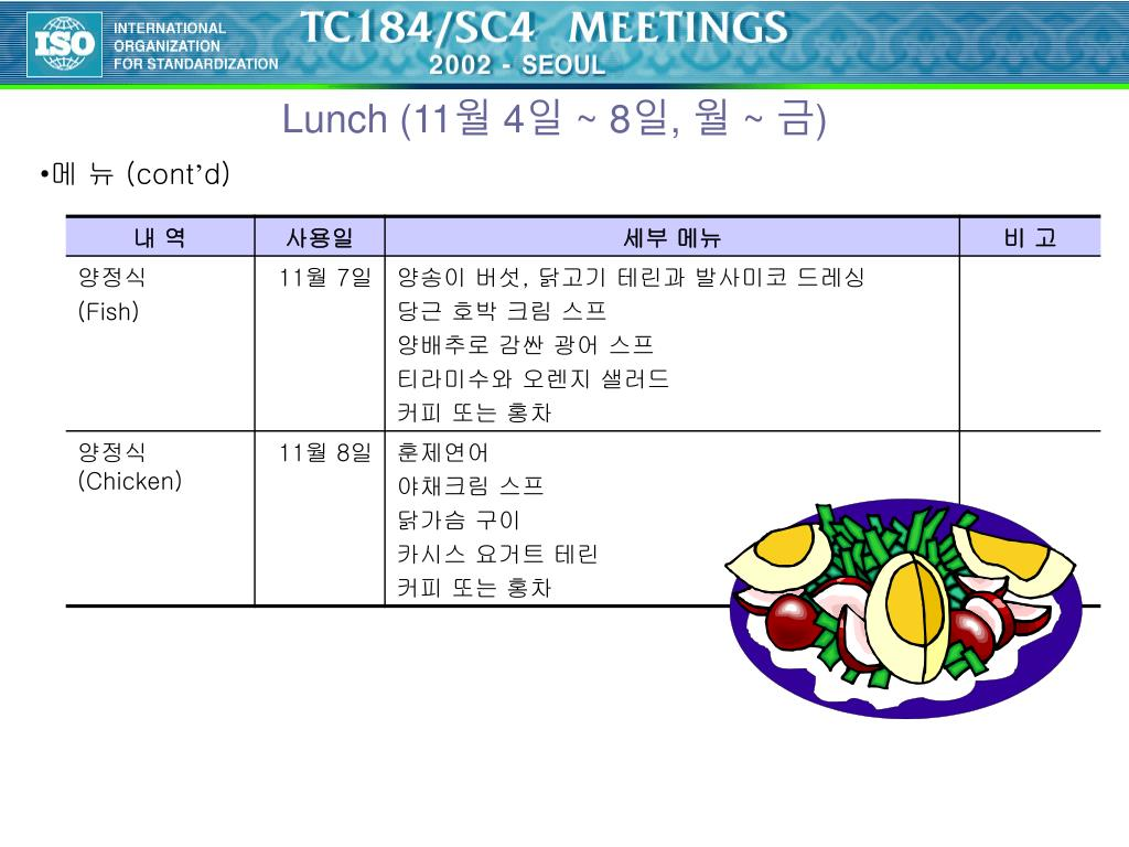 Lunch (11