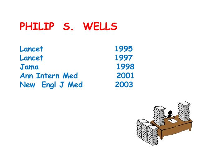 PHILIP  S.  WELLS