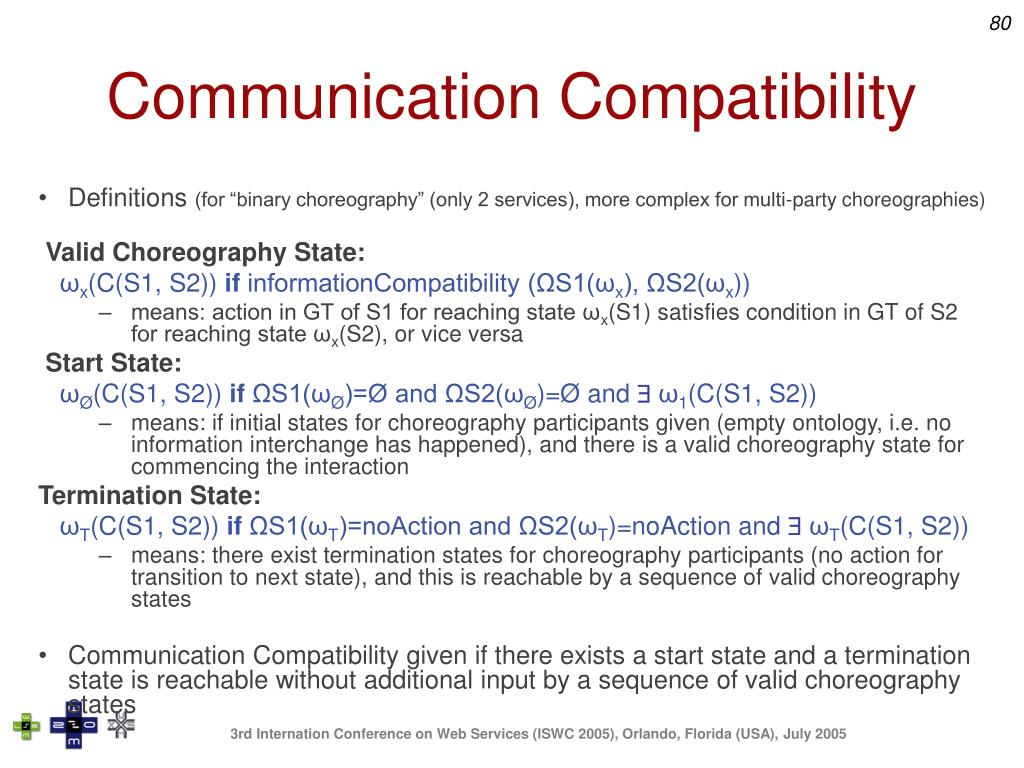 Communication Compatibility
