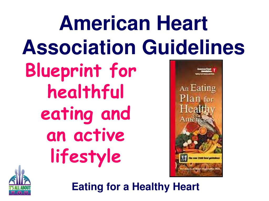 American Heart Association Guidelines