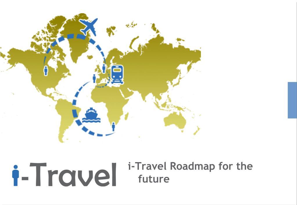 i-Travel Roadmap for the future