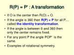 r p p a transformation1