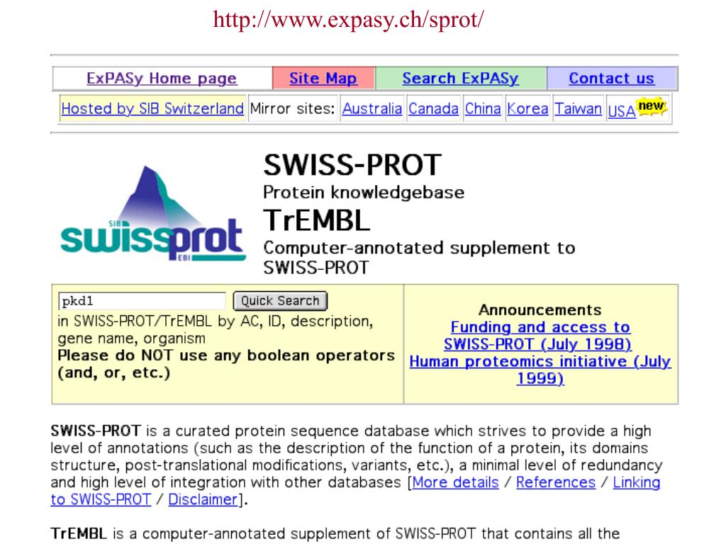 http://www.expasy.ch/sprot/