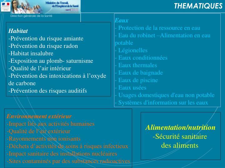 THEMATIQUES