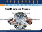 health related fitness
