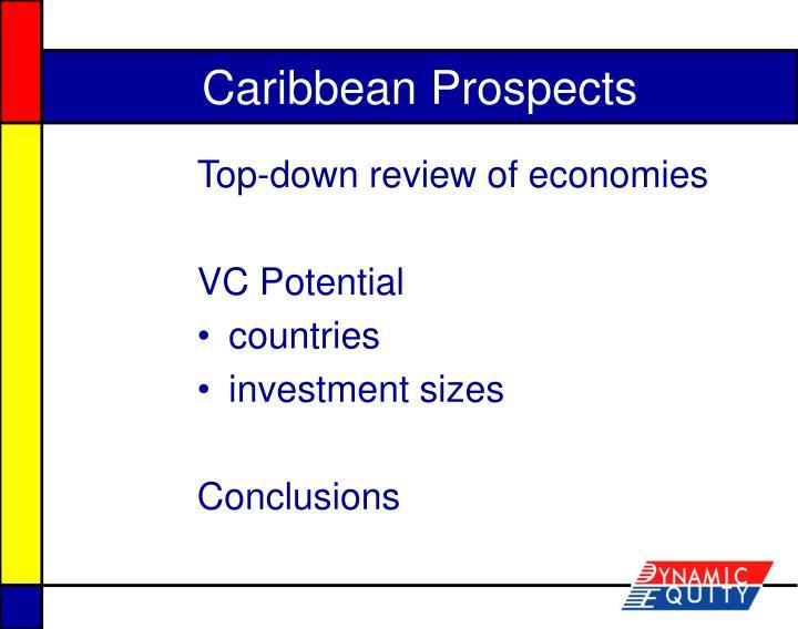 Caribbean Prospects