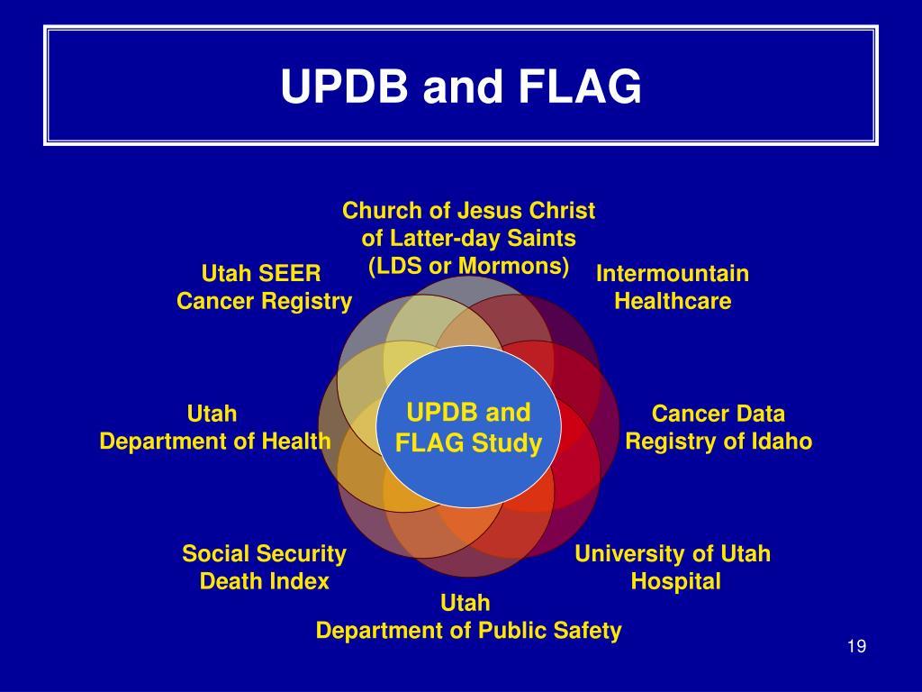 UPDB and FLAG