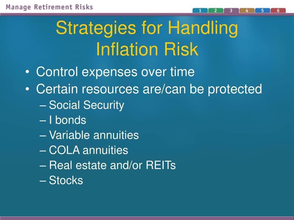 Strategies for Handling