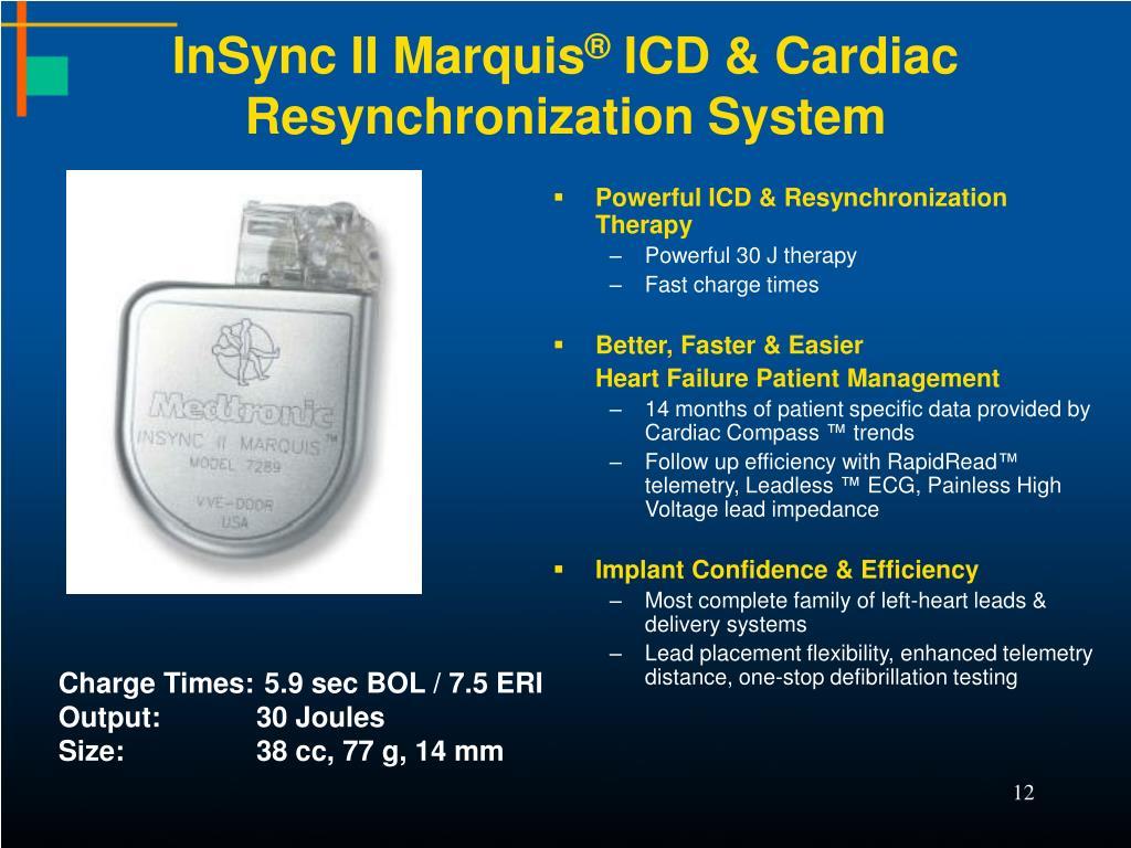InSync II Marquis