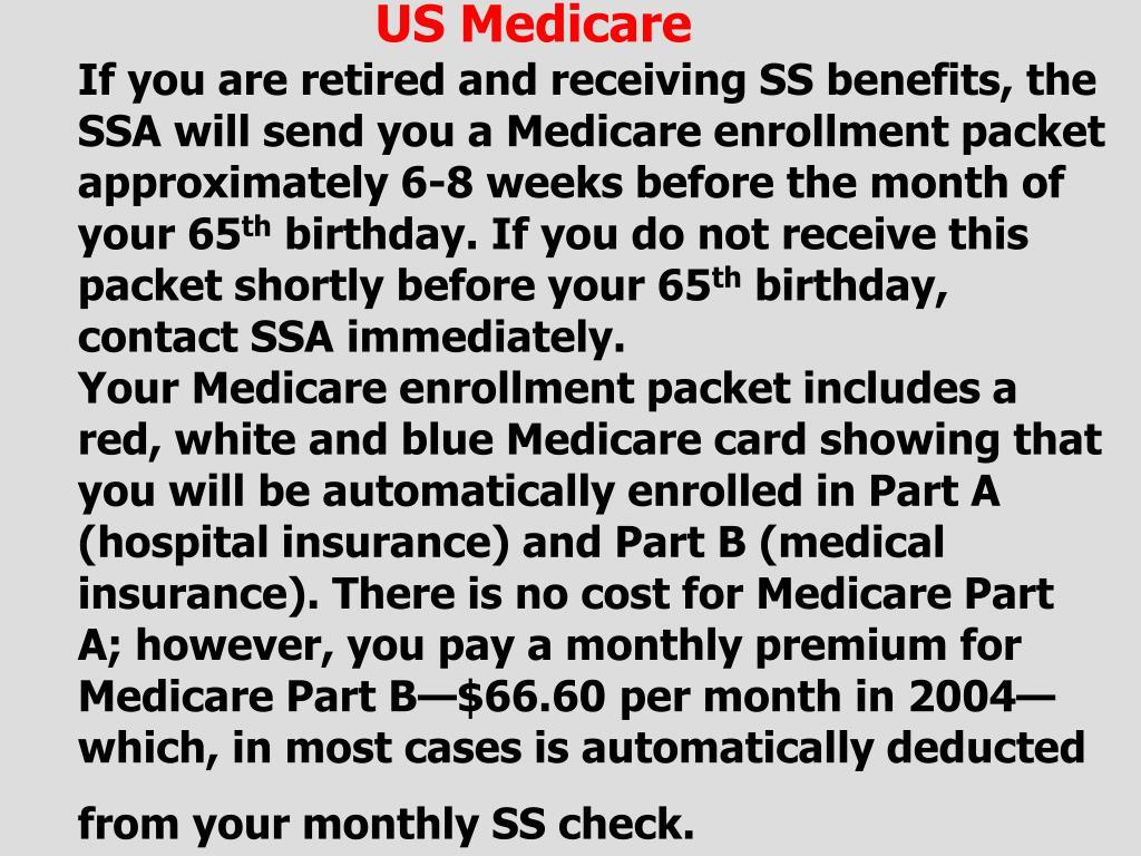 US Medicare