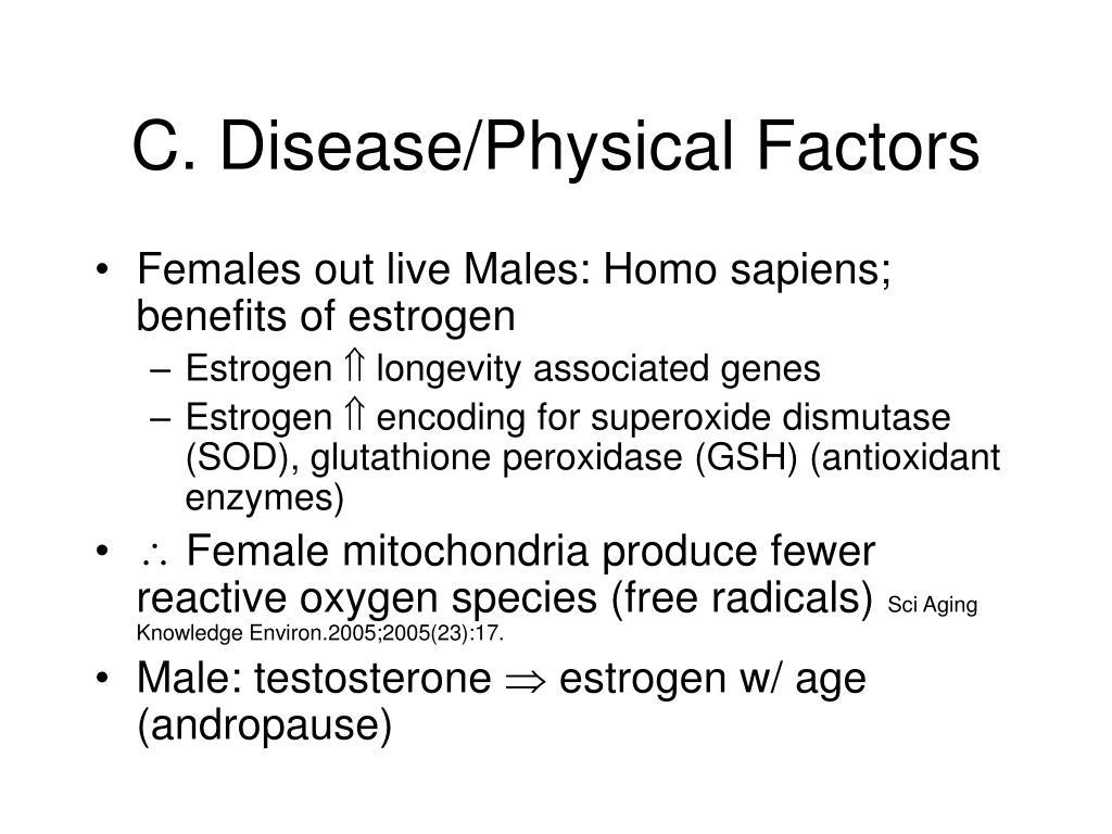 C. Disease/Physical Factors