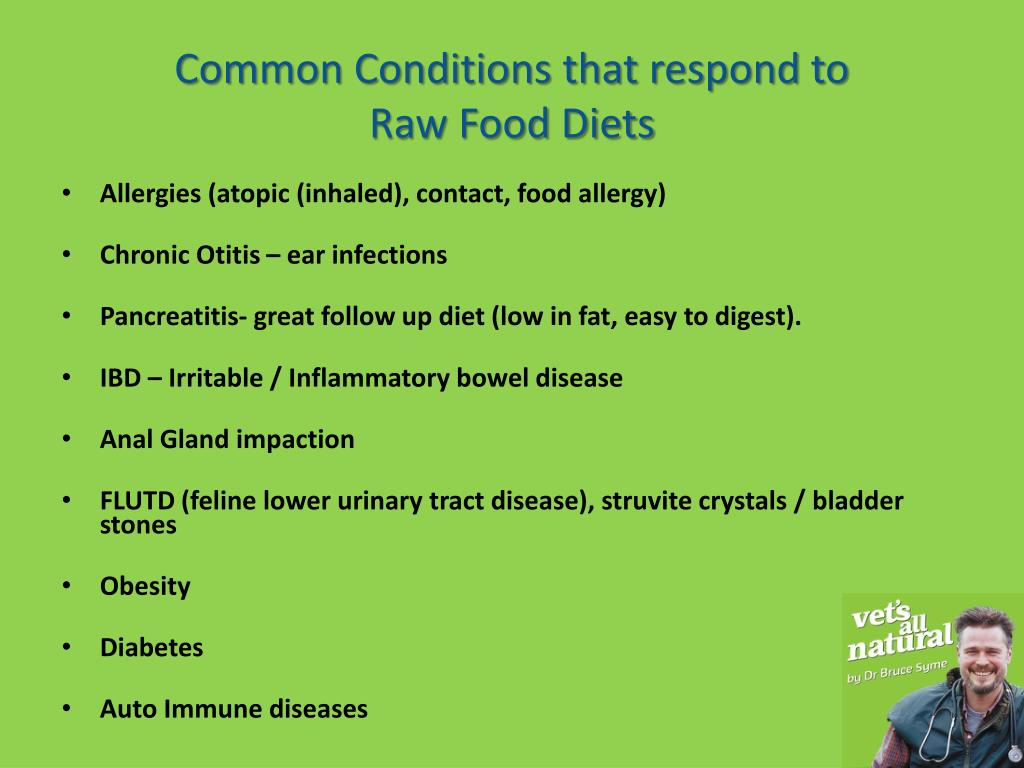 Common Conditions that respond to