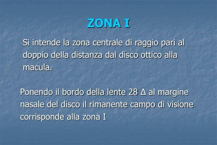 ZONA I