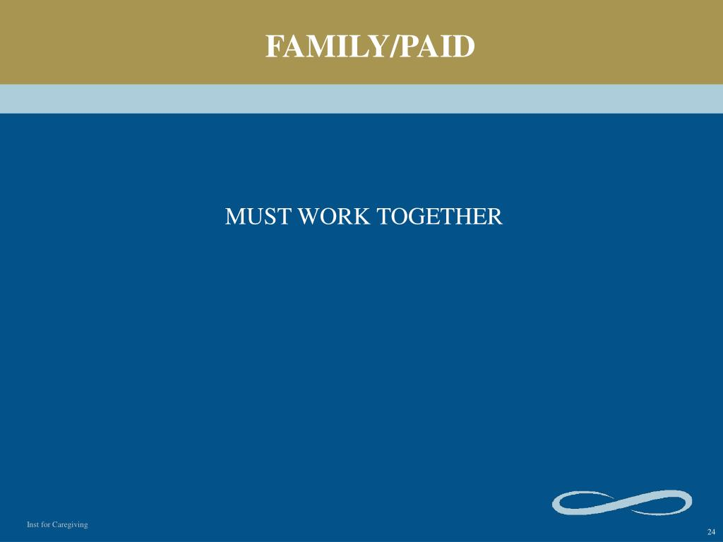 FAMILY/PAID
